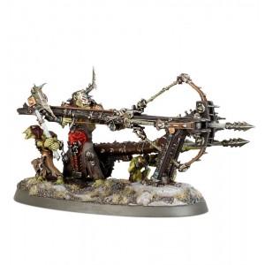 Orruk Warclans beast-skewer killbow