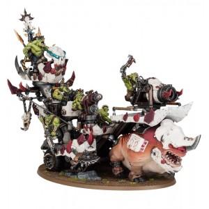 40K Orks Ghazghkull Thraka