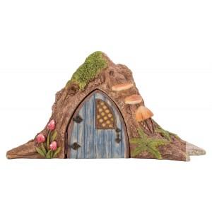 Boomstam Fairy door