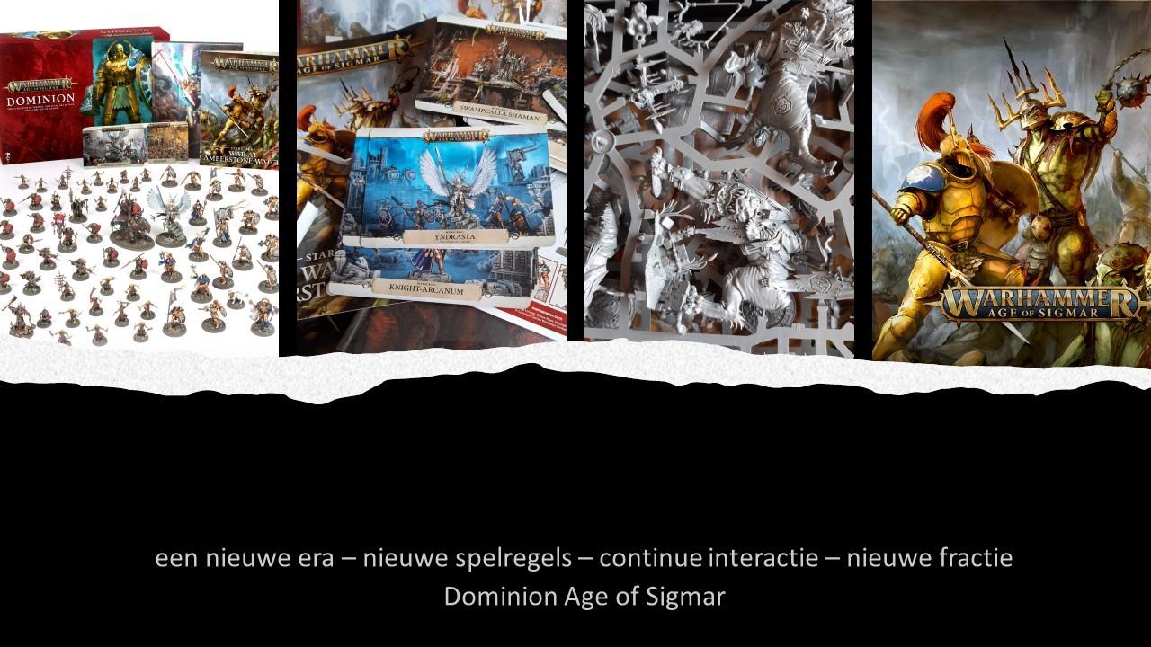 Dominion Age of Sigmar